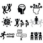 breaking down adhd symptoms graphic