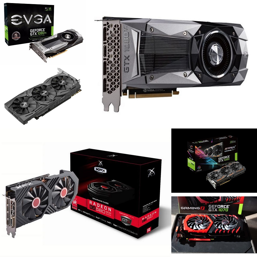 Hottest 5 Gaming graphics cards you need. #Nvidia #Asus
