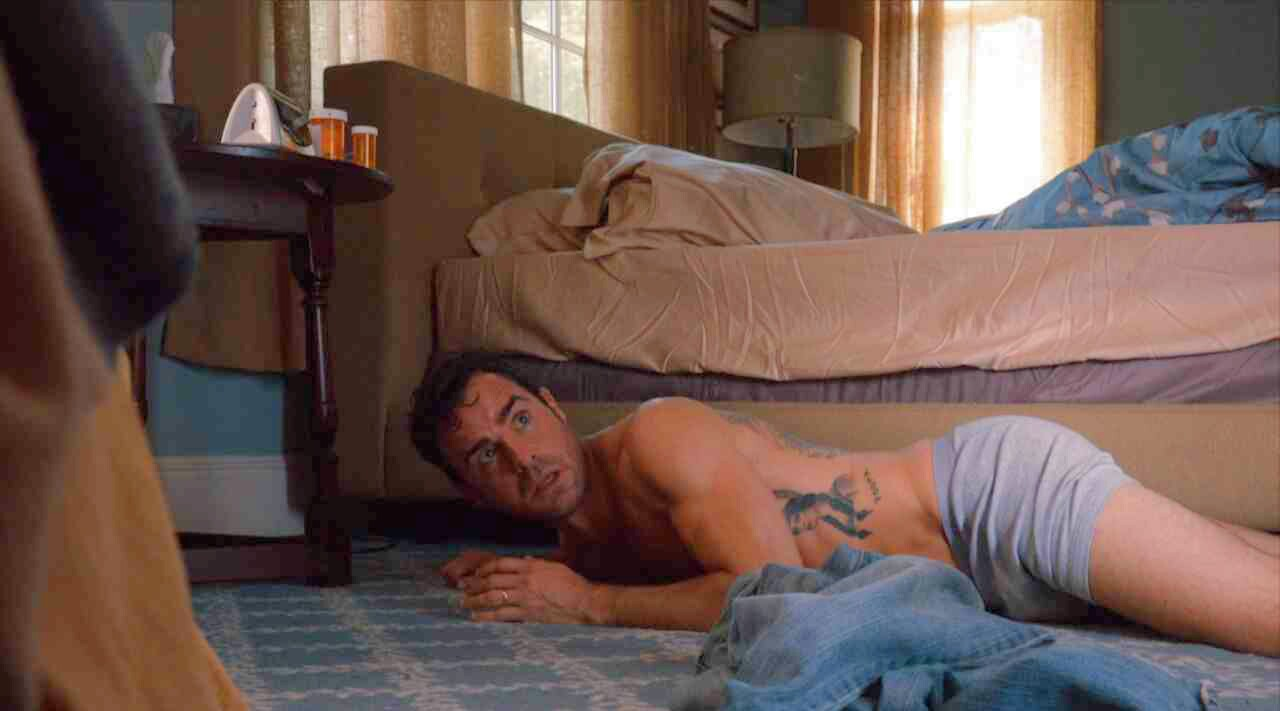 Justin Theroux leftovers for jennifer aniston