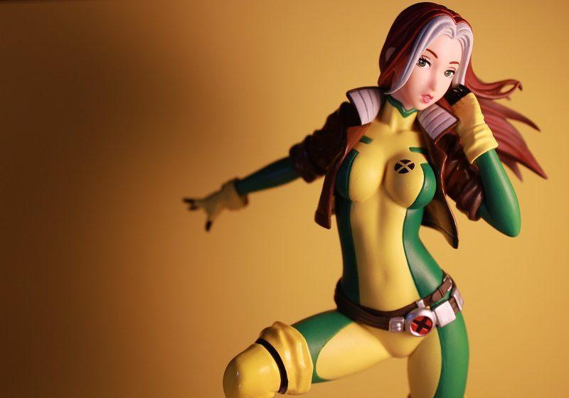 Kotobukiya Bishoujo Rogue marvel figures