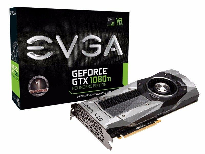 Nvidia GeForce GTX 1080 Ti best graphics cards 2017