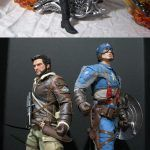Pinterest marvel action figures