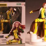 Rogue box statue together