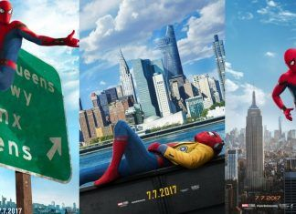 The Great Power of Sony regarding 'Spider-Man Homecoming' 2017 images