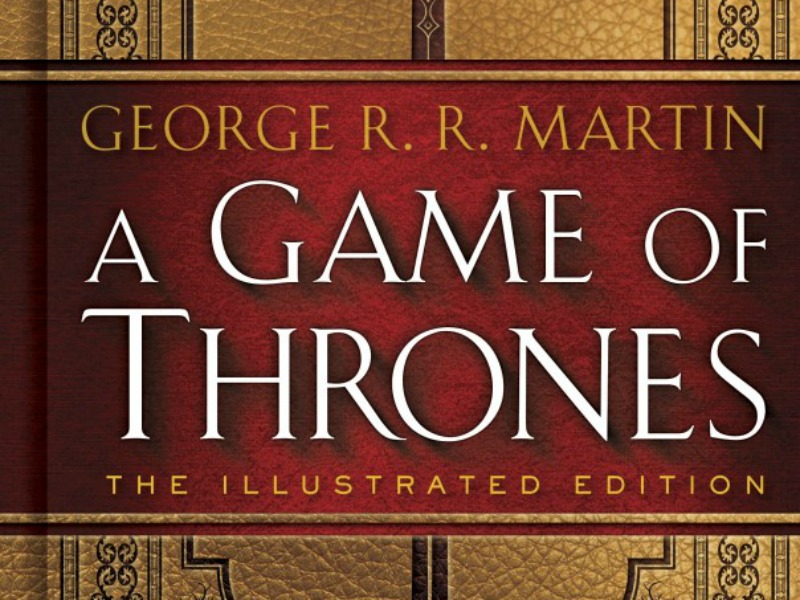 a game of thrones book series