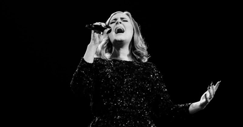 adele to stop tourning after 25