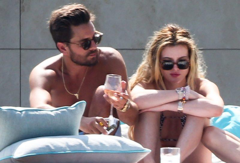 bella thorne clarified romp with scott disick in cannes