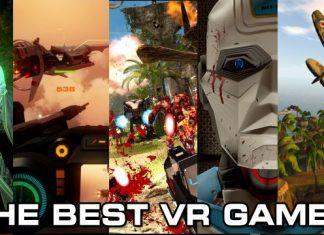 best vr games 2017