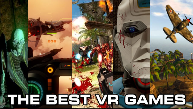 london heist getaway best vr games 2017