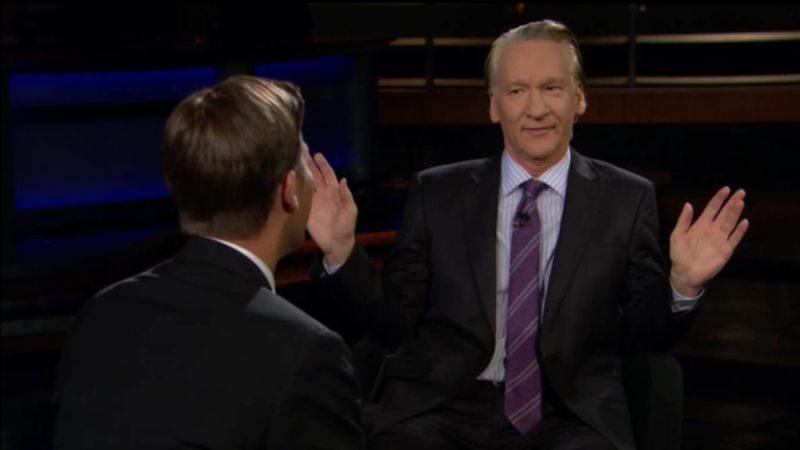 bill maher house nigga apology hits
