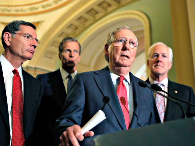 Senate Republicans Are Ready to Repeal Obamacare