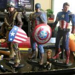 captain american collectible versions