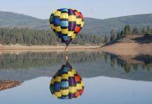 carson city nevada hot air balloon vacation