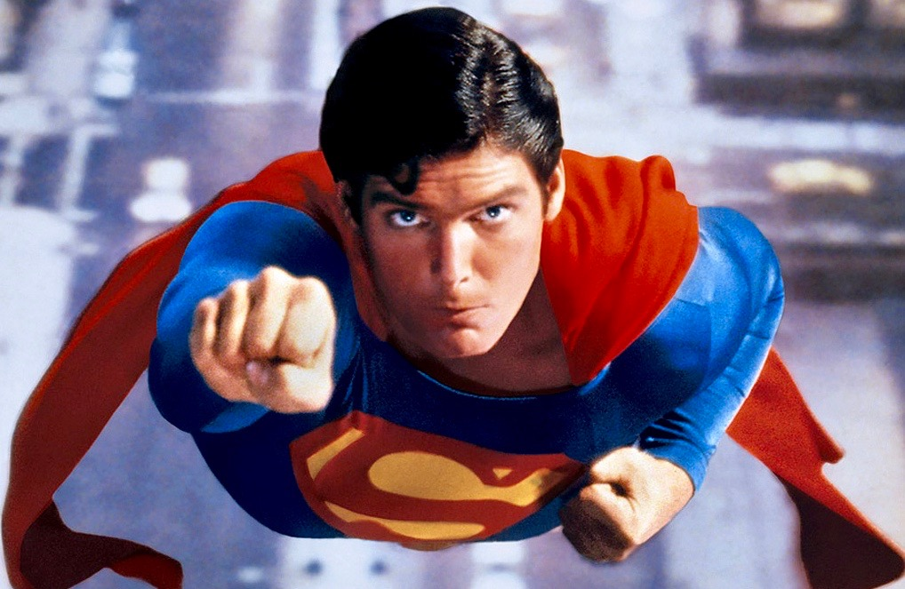 christopher reeve as superman images