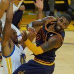 cleveland cavaliers makes some changes for NBA finals game 2 2017 images