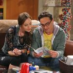 courtney ford with johnny galecki big bang theory movie tv tech geeks interview