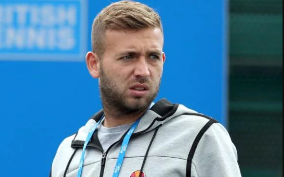 dan evans cokehead tennis player caught
