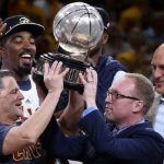 david griffin ends run with cavs
