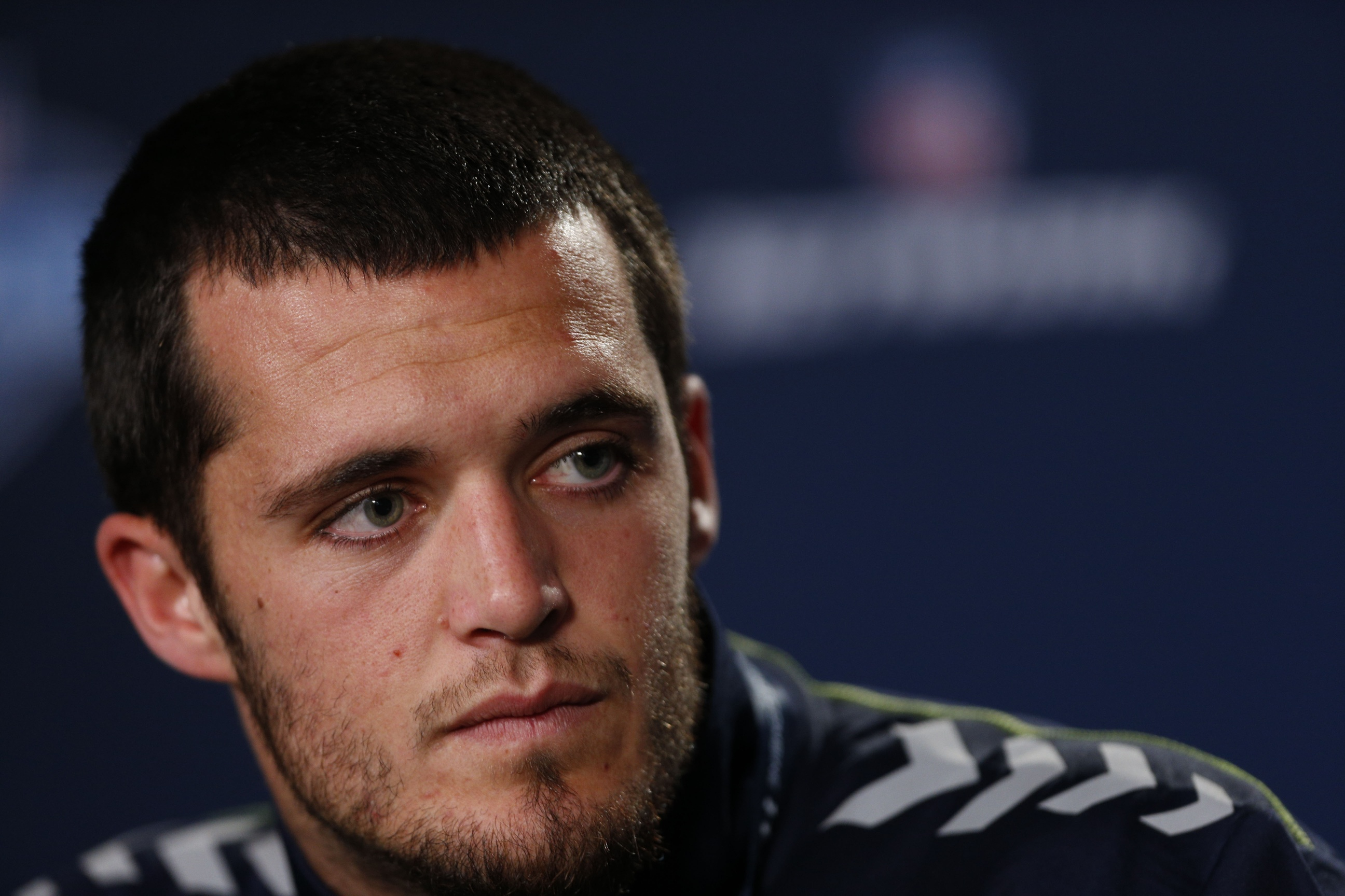 Derek Carr gives Oakland Raiders five more years.