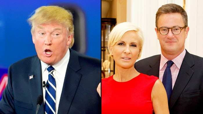 donald trump goes low on morning joe mika face lift blood