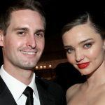 evan spiegel mirand kerr private honeymoon
