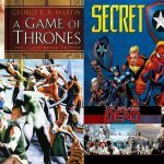 best best on graphic novels movie tv tech geeks