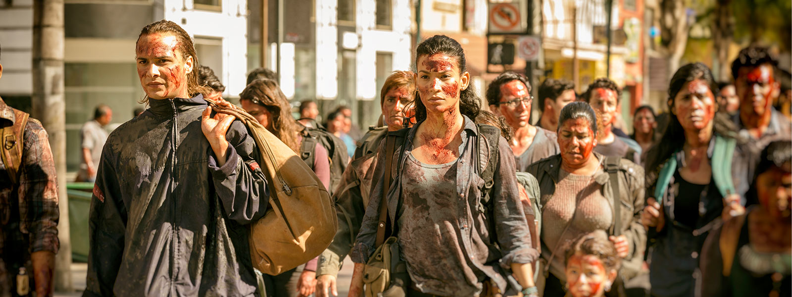 fear the walking dead 215 north leads to good season 3 setup 2017 images