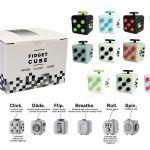 fidget cube with box