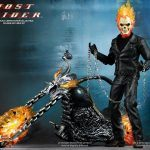 ghost rider johnny blaze with chain hot toys