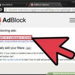 google ad blocker has a drawback