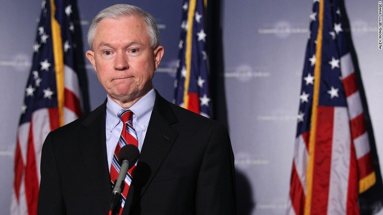 Sessions blasts talk of Russian collusion: 'Appalling and detestable lie'