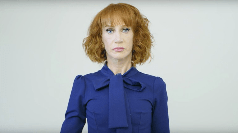 kathy griffin anderson cooper diss cnn over donald trump head