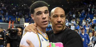 lavar ball keeps putting nba pressure on son lonzo 2017 images