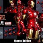 marvel iron man diecast version