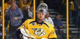 predators 2-0 deficit with penguins not encouraging for rinne 2017 images