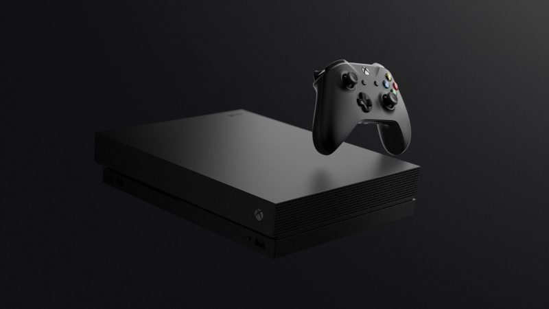 project scorpio aka xbox one x 2017 images