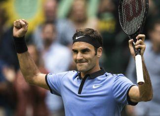 roger federer takes 9th halle title with zverev win 2017