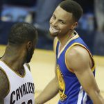 steph curry powers against cavs game 1 nba finals