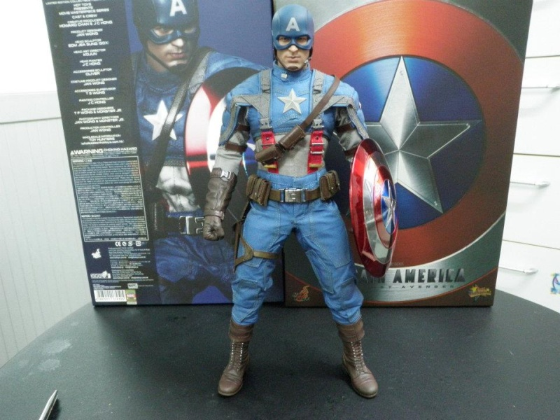 steve rogers captain america avenger collectible