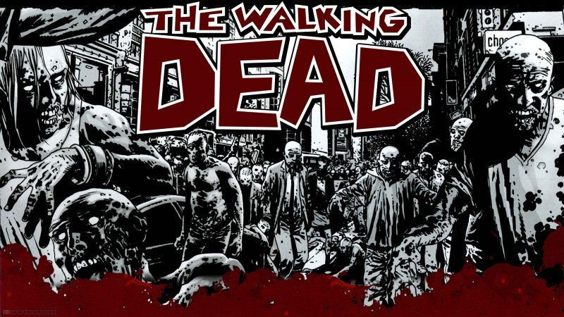 the walking dead graphic novel movie tv tech geeks
