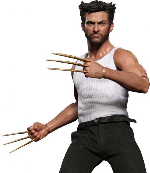the wolverine action figure