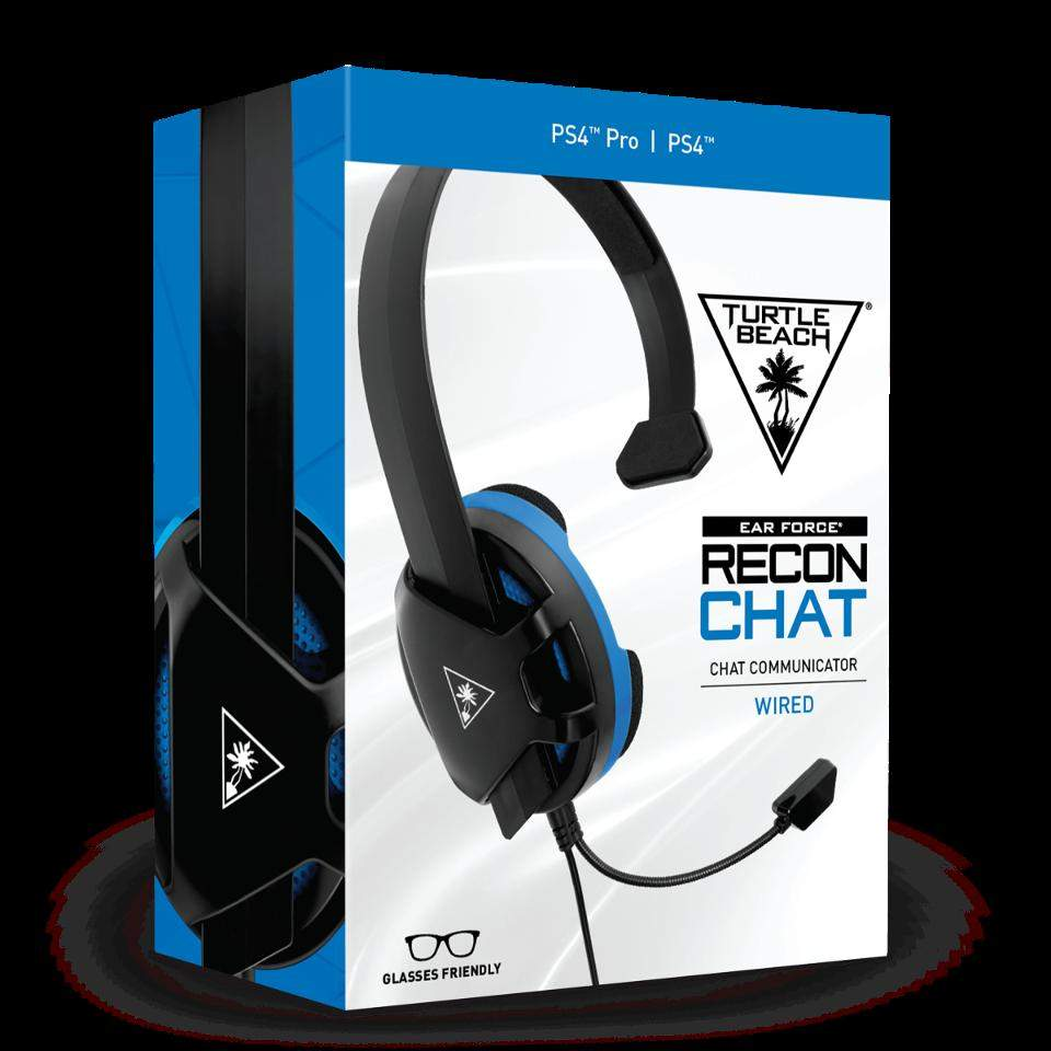 turtle beach recon chat box