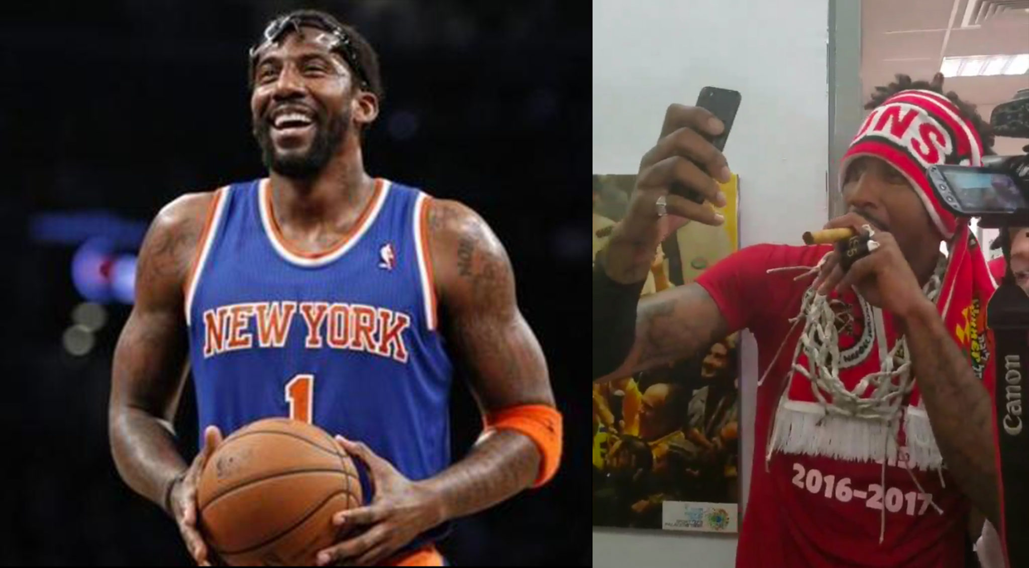 Amare Stoudemire could return to nba knicks after israel win