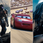 wonder woman cars 3 tie second as transformers rules box office