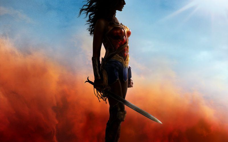 wonder woman hot review