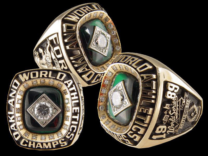 world series championship ring
