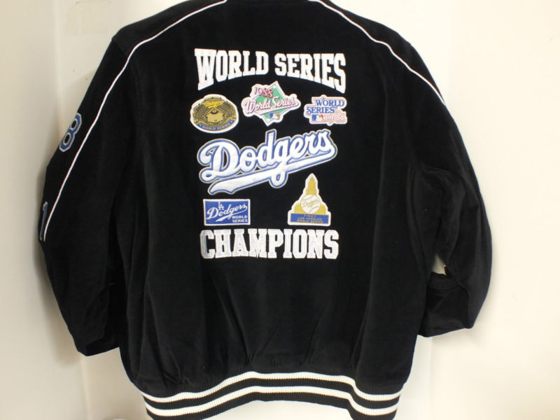 world series jacket