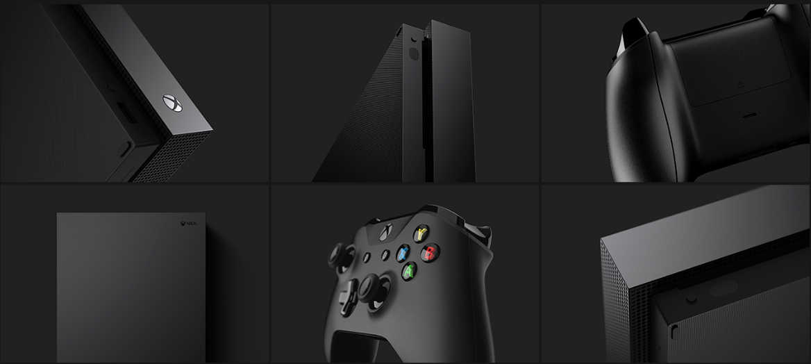 Xbox One X Is Coming After the PS4 Pro With Style 2017 images