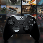 xbox one x controller wtih games