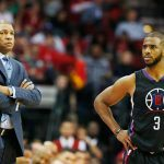 Austin Rivers claims chris paul wrong about doc rivers 2017 images